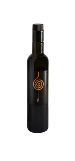 bottiglia Pisciottana monocultivar Cilento DOP