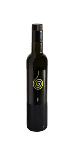 bottiglia Salella monocultivar Cilento DOP